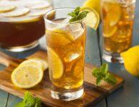 Enostavni ledeni čaj