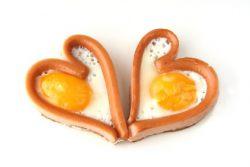 Najboljši zajtrki za zaljubljene za valentinovo