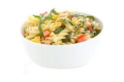Najboljši recepti za solate iz testenin
