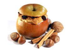 Najboljši recepti za pečena jabolka