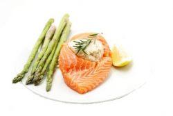 Najboljši recepti za špargljeve jedi z ribami