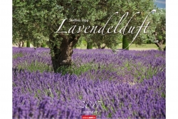 Kalender Lavendelduft 2017 Cover