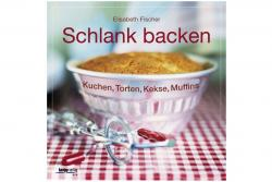 Buchcover Schlank backen