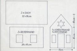 lebkuchenhaus bauen. Black Bedroom Furniture Sets. Home Design Ideas