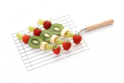 Najboljši recepti za sadje in sladke jedi na žaru