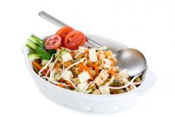 Najboljši recepti za  vegetarijanske solate