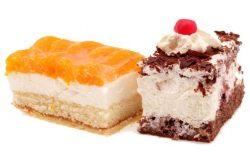 Najboljši recepti za sladice iz biskvitnega testa