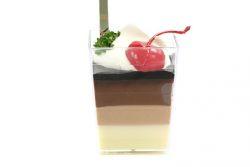 Najboljši recepti za sladice v kozarcu