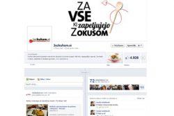 Priporočite nas na Facebooku