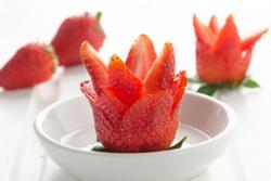Einfache Deko Mit Obst Ichkoche At