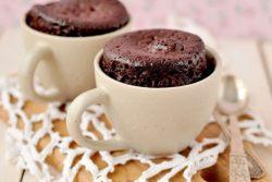 Mug Cakes Mikrowellenkuchen Ichkoche At