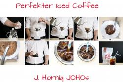 Iced Coffe by Hornig