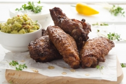 Chicken Wings Community Aktion