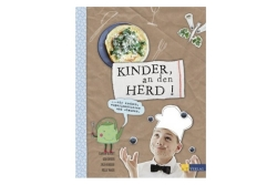 Kinder an den Herd Kochbuch Cover