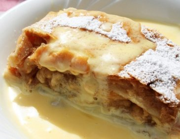 Apple Strudel à la Sacher