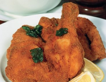 Backhendl (Fried Chicken)