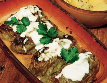 Krautrouladen (Stuffed Cabbage)