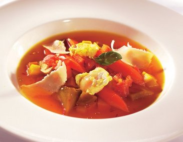 Minestrone High end