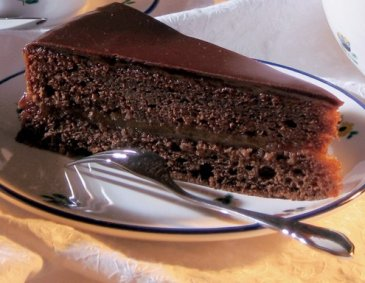 Sachertorte à la Willi Haider
