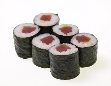 Maki sushi thunfisch rezepte suchen for Koch 4 sterne