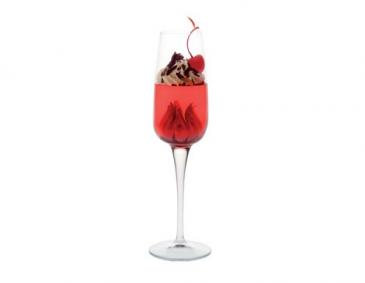 Wild Hibiscus Champagner Gelee