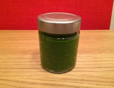 Bärlauch-Petersilie-Pesto