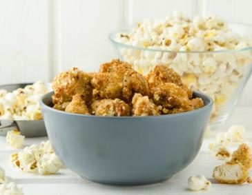 Chicken Nuggets in Popcorn-Panier