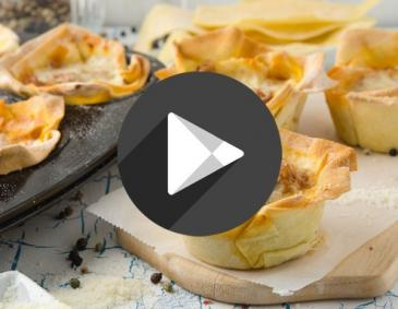 Video - Lasagne-Muffins