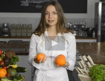 Video-Snack - Orange