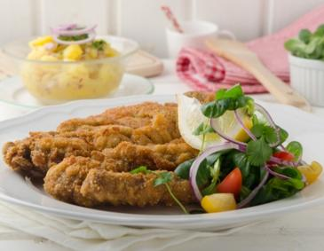Viennese & Austrian Recipes in English language