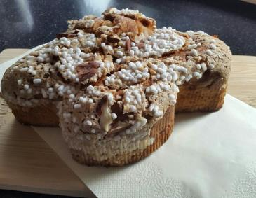La Colomba (italienisches Osterbrot)