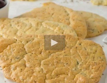 Video - Griechisches Cloud Bread