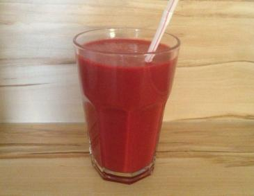 Rote Rüben Power-Smoothie