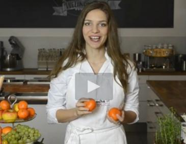 Video-Snack - Mandarinen