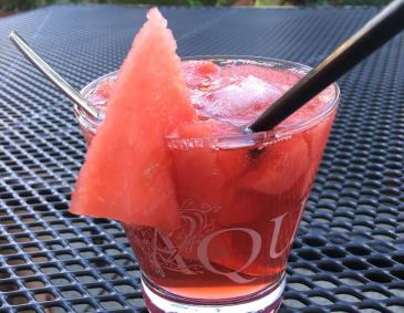 Red Melon Drink