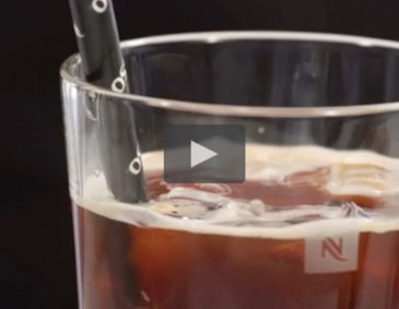 Iced Coffee Video: Ristretto on Ice