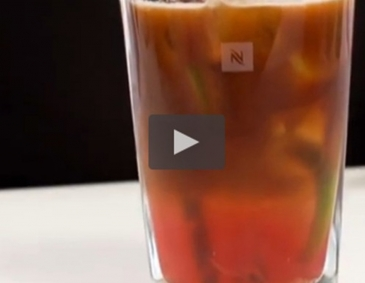 Iced Coffee Video: Old Classic Envivo Cocktail