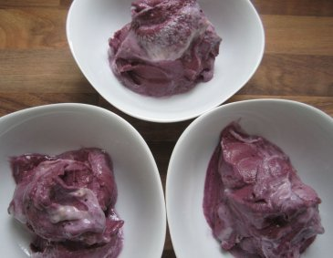 Brombeer Nana Ice Cream