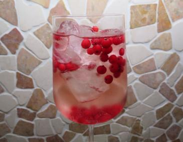 Lillet Russian Berry