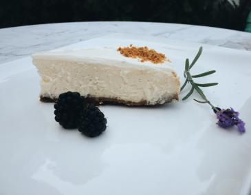 Lotus Cheesecake