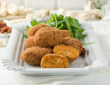 Mediterrane Chicken Nuggets