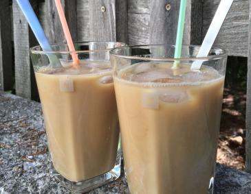Iced Vanille Coffee