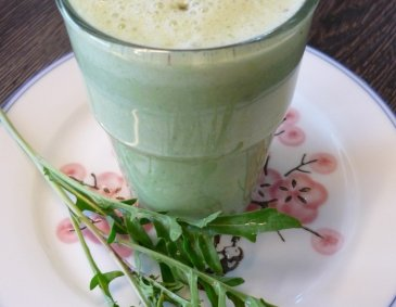 Rucola Buttermilch Shake