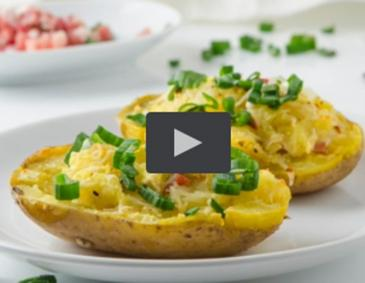 Video - Potato Skins
