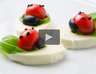 Video - Marienkäfer Caprese