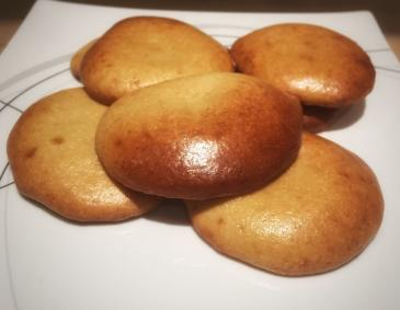 Low Carb Whey Protein-Cookies Kokos-Vanille
