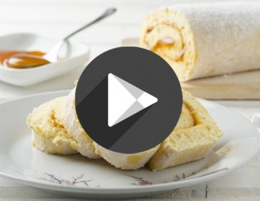 Video - Biskuitroulade
