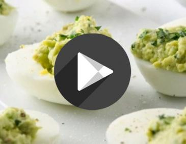 Video - Guacamole-Eier