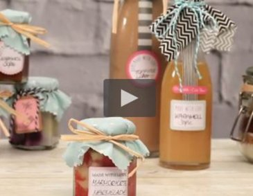 Video - Marmorierte Marmelade