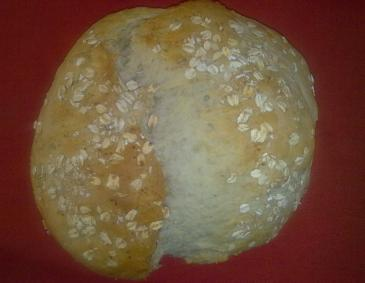 Buttermilch-Hafer-Brot